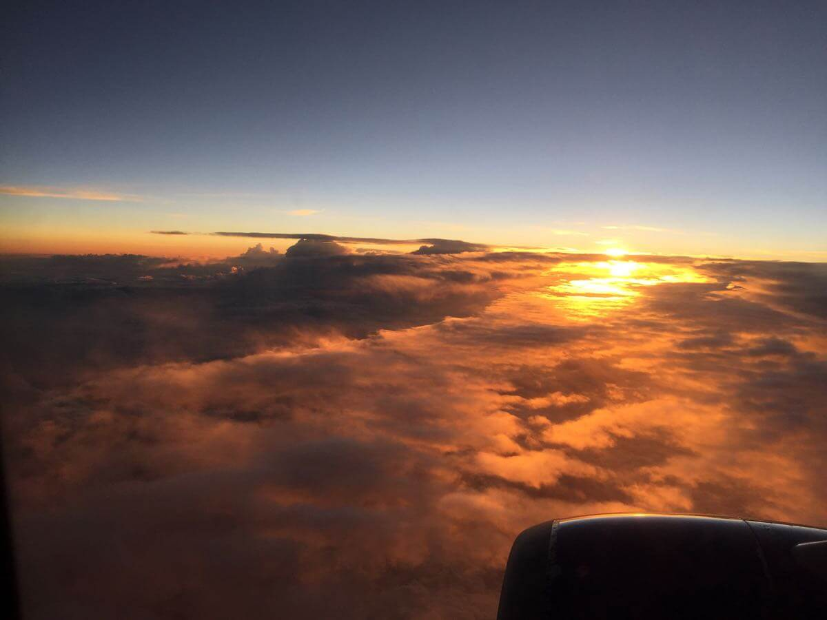 Sunrise-in-Clouds