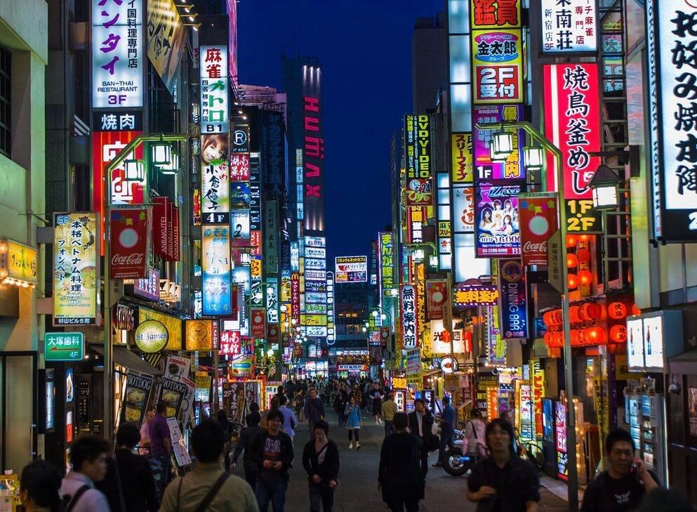Tokyo-Night-Signs