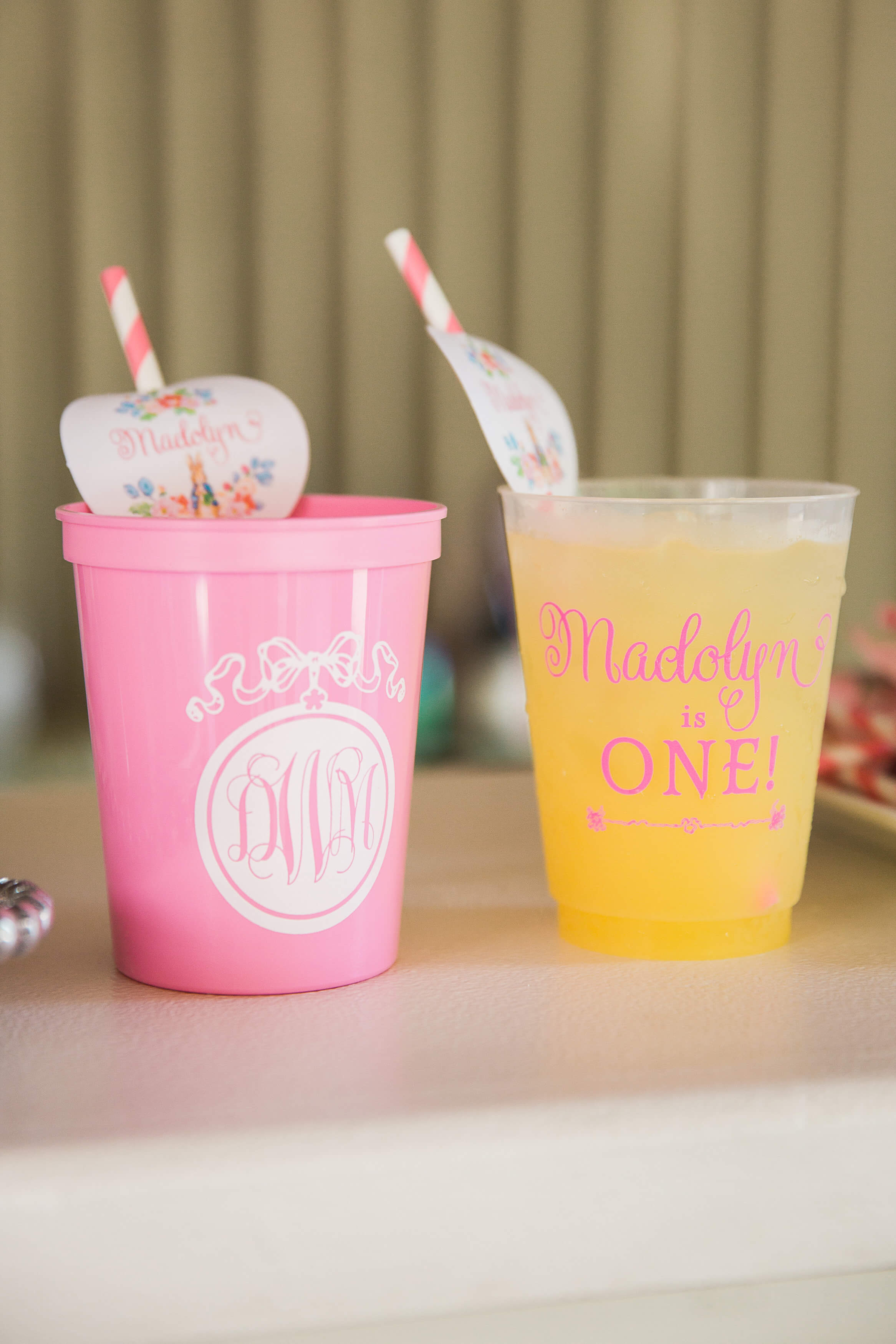 monogrammed_first_birthday_cups