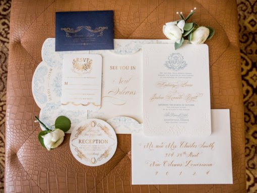 New Orleans Southern Wedding