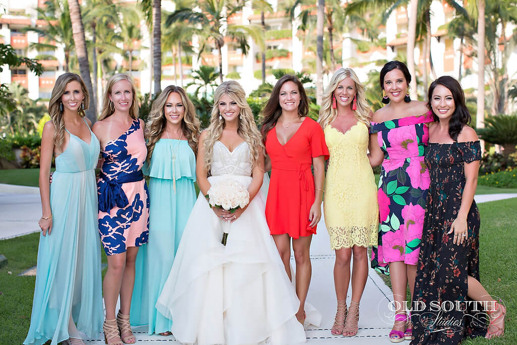 What Colours Not To Wear To A Wedding: Mexico Beach Wedding ⋆ Nico & Lala