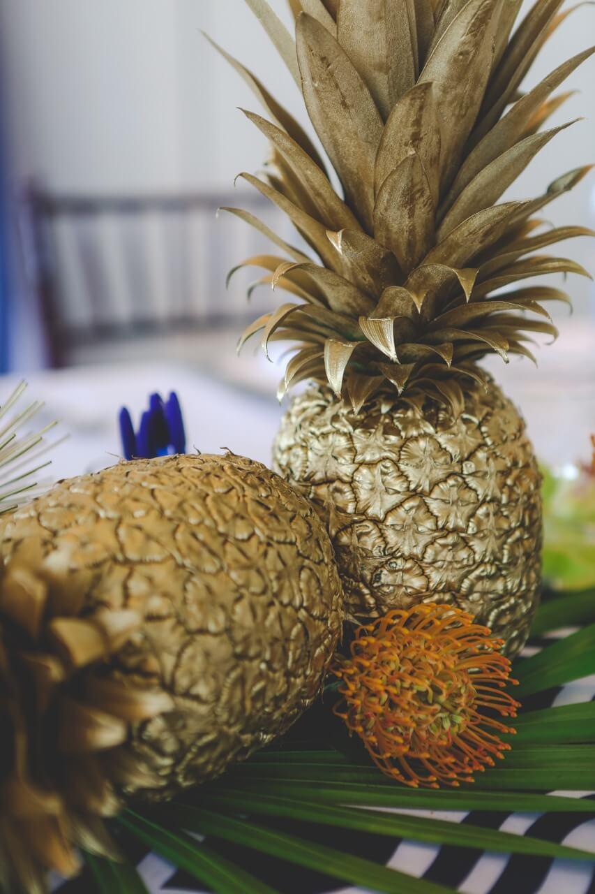 Pineapple baby shower ⋆ nico lala