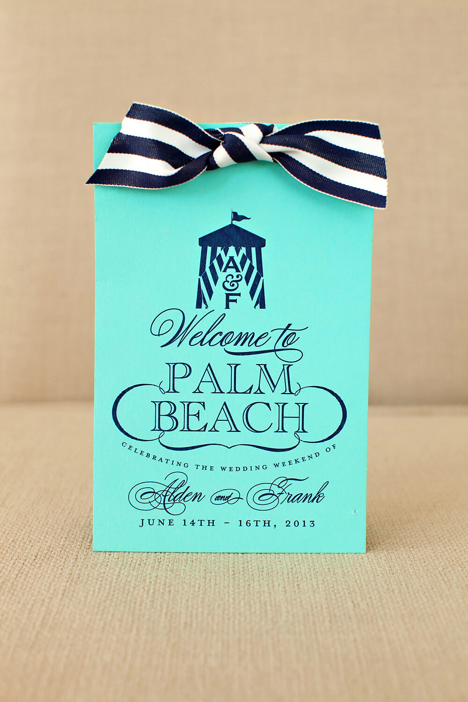 Preppy Palm Beach Wedding A Nico And Lala