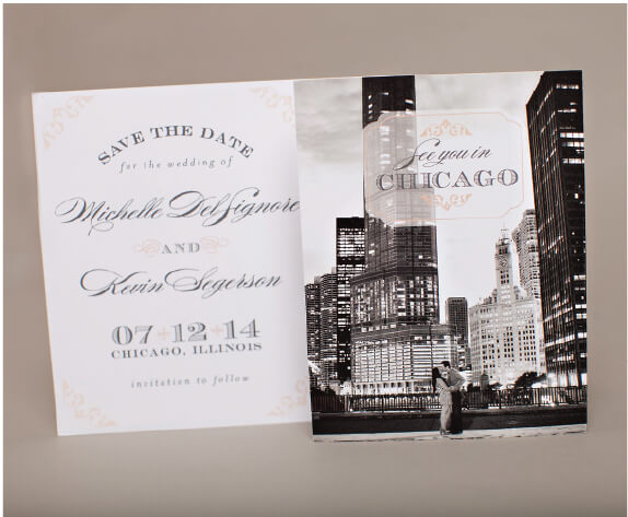 save the dates nico and lala