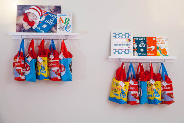 Dr. Seuss Birthday Party ⋆ Nico and Lala