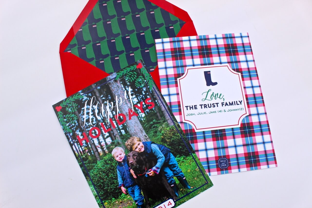 Custom holiday cards nico and lala need some help getting in the christmas spirit take a peek back to some of the cards we designed last year to get inspiration and get yourself in the solutioingenieria Image collections