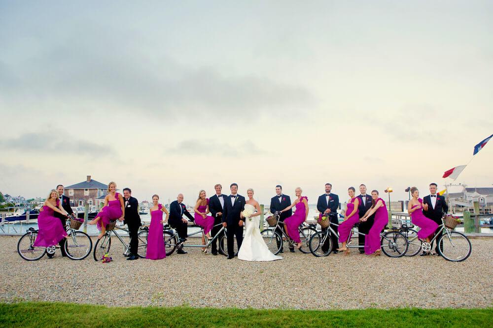 Modern Nantucket Wedding ⋆ Nico And Lala