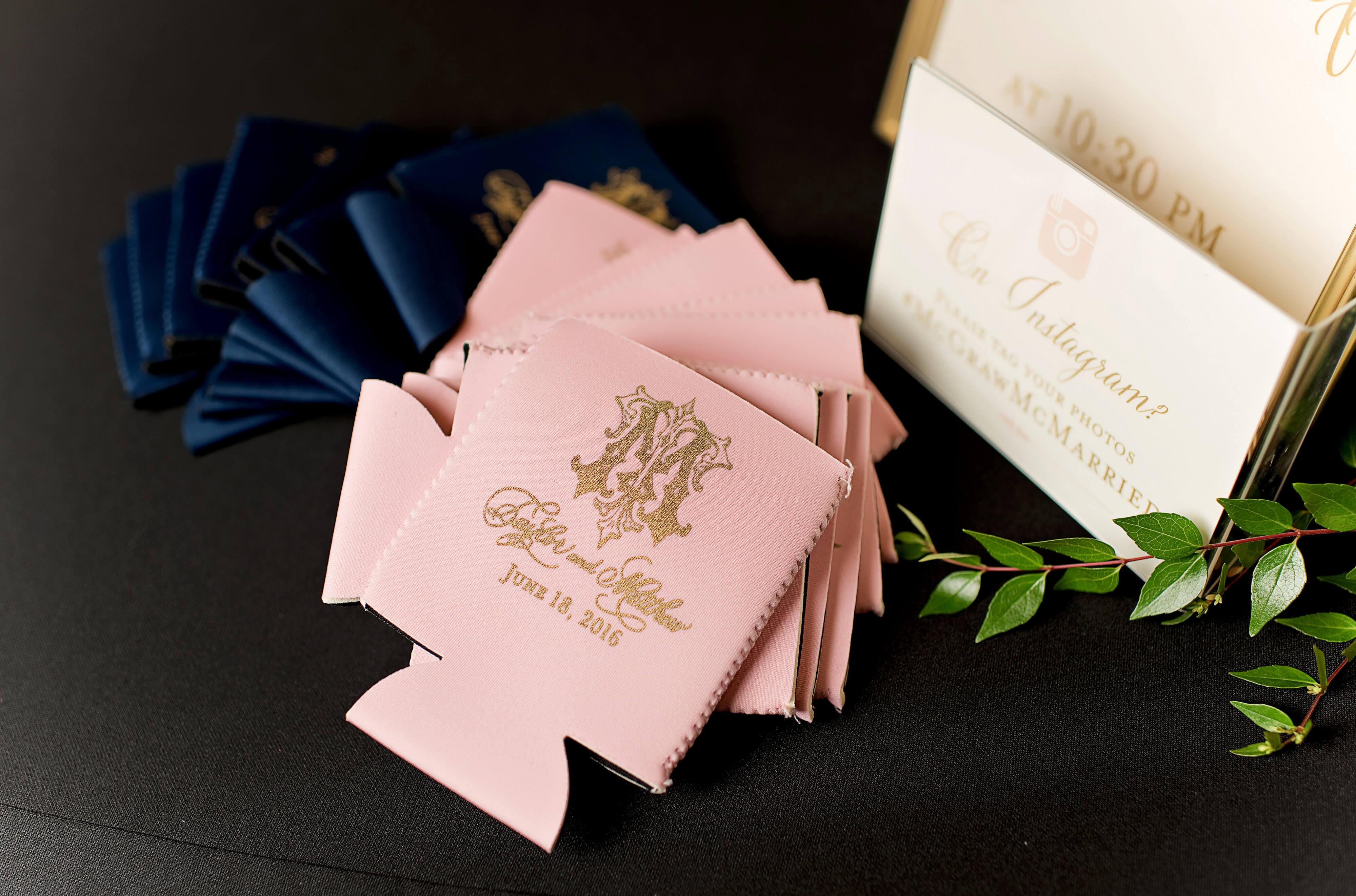 Blush and Gold Virginia Wedding ⋆ Nico and Lala