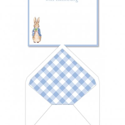 peter rabbit stationery
