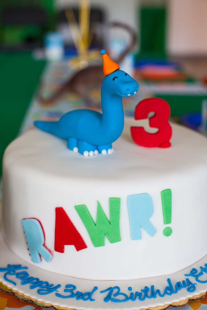 Dino Mite Dinosaur Themed Birthday ⋆ Nico And Lala