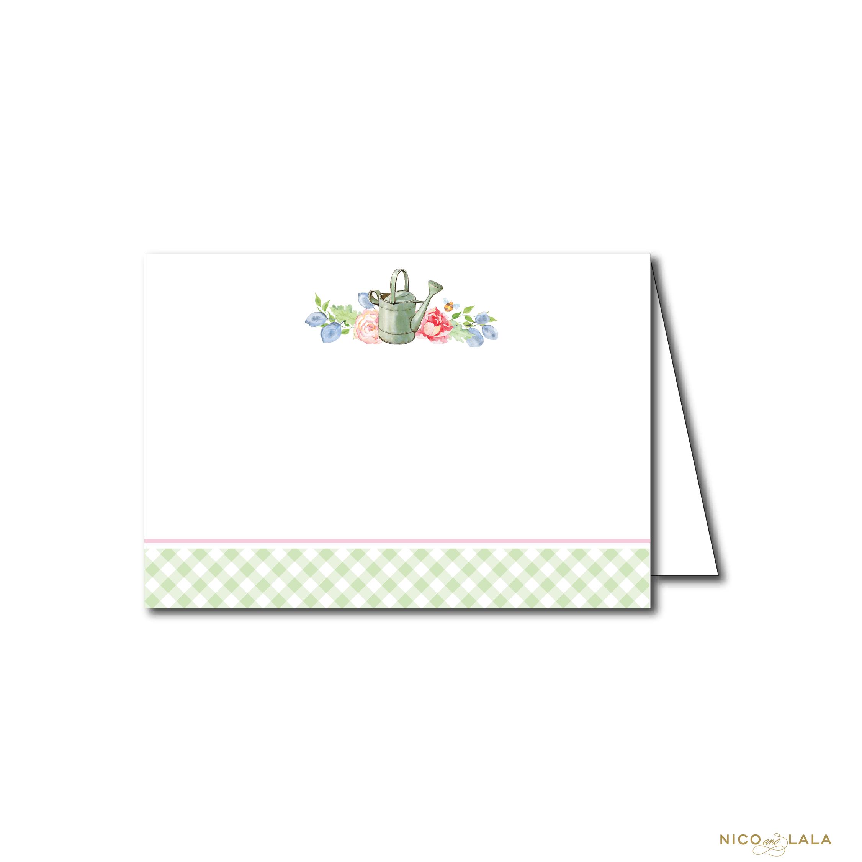 Girl Peter Rabbit Birthday Food Cards