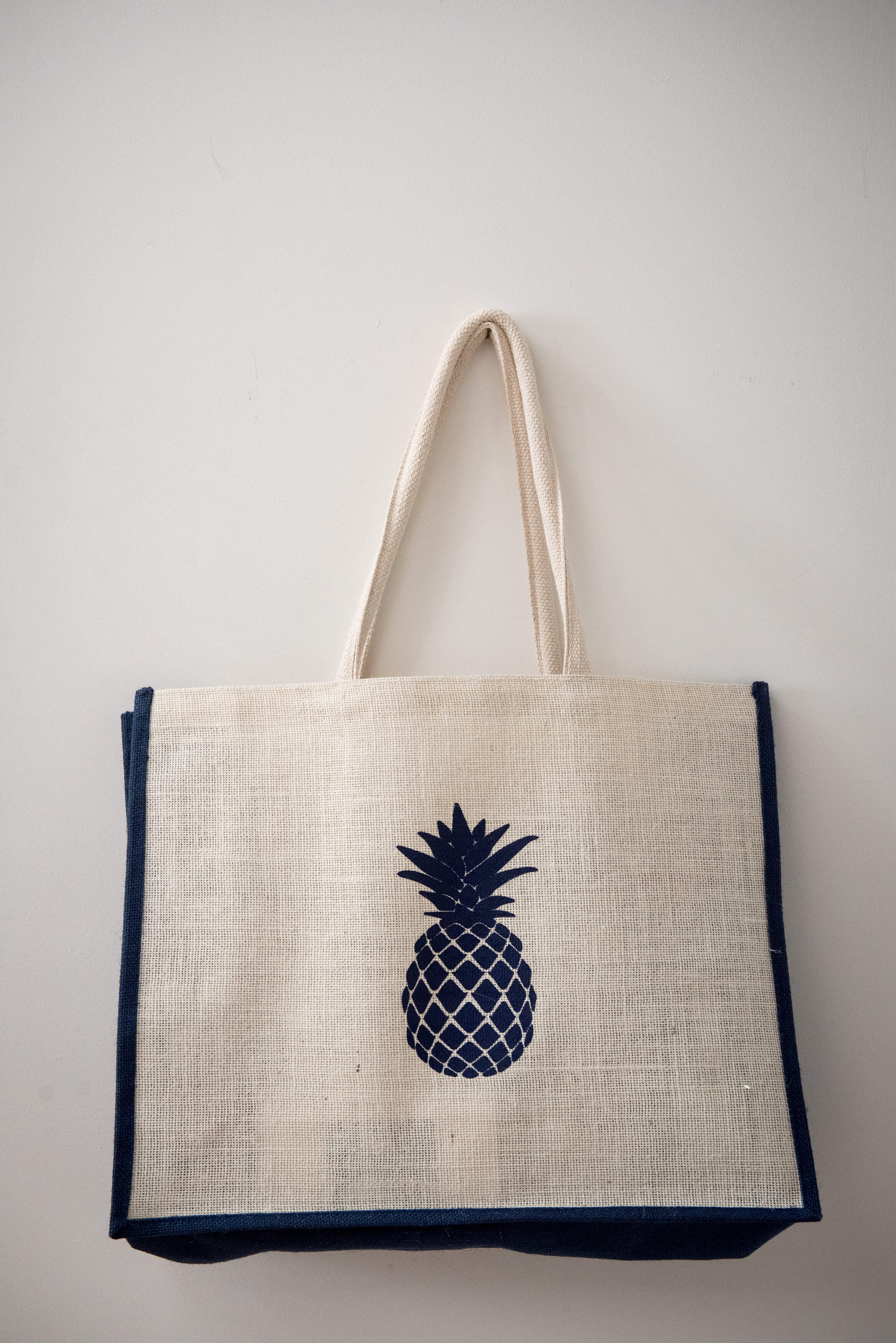 Pineapple Welcome Bags