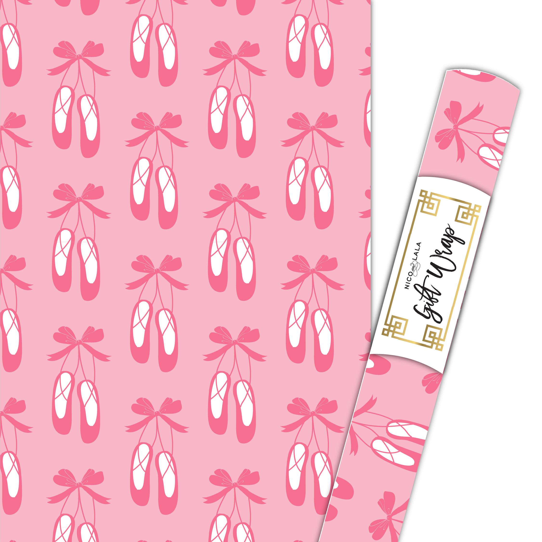 ballet gift wrap