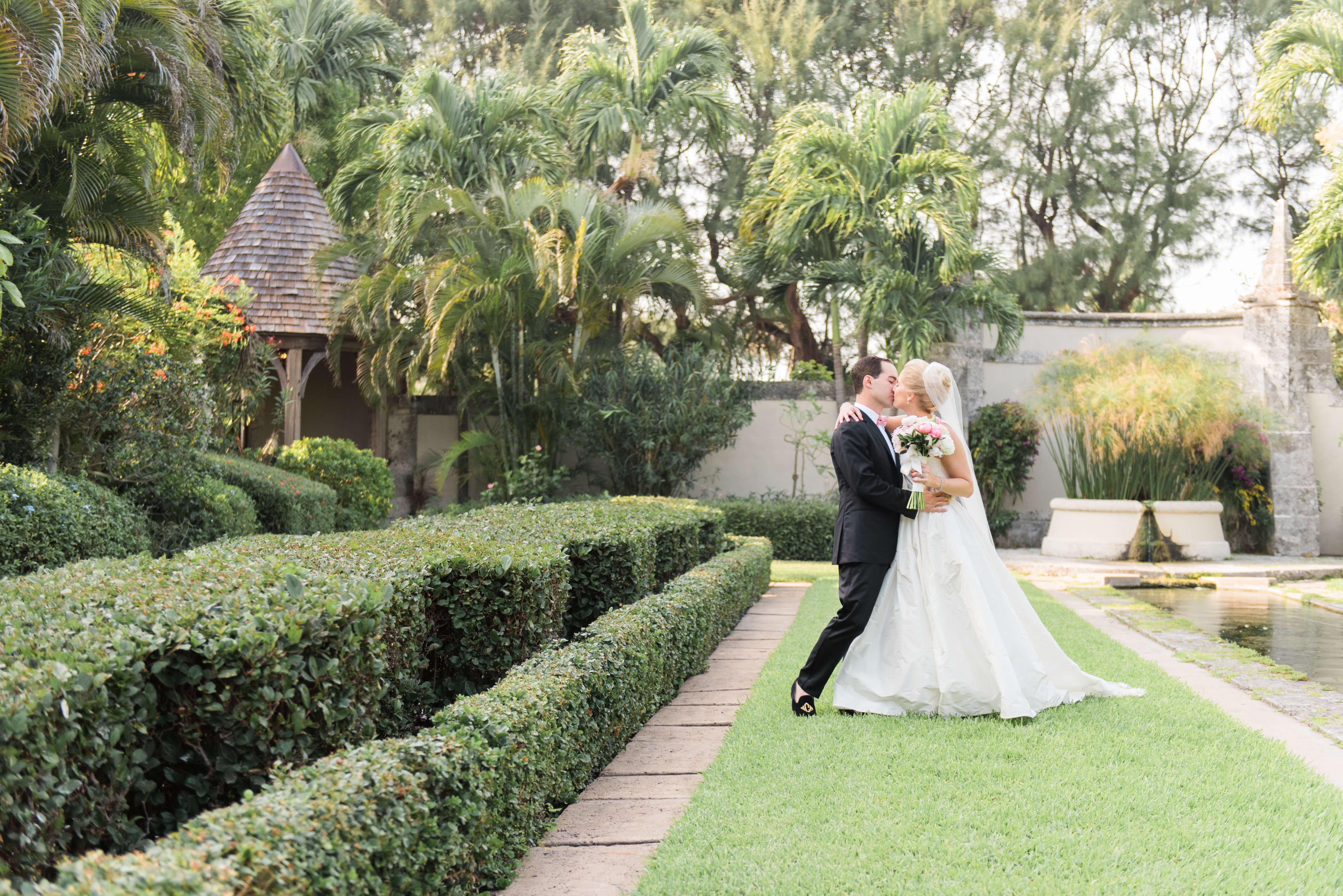 Elegant Palm Beach Wedding ⋆ Nico and Lala
