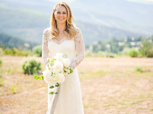 Summer Chic Deer Valley Wedding