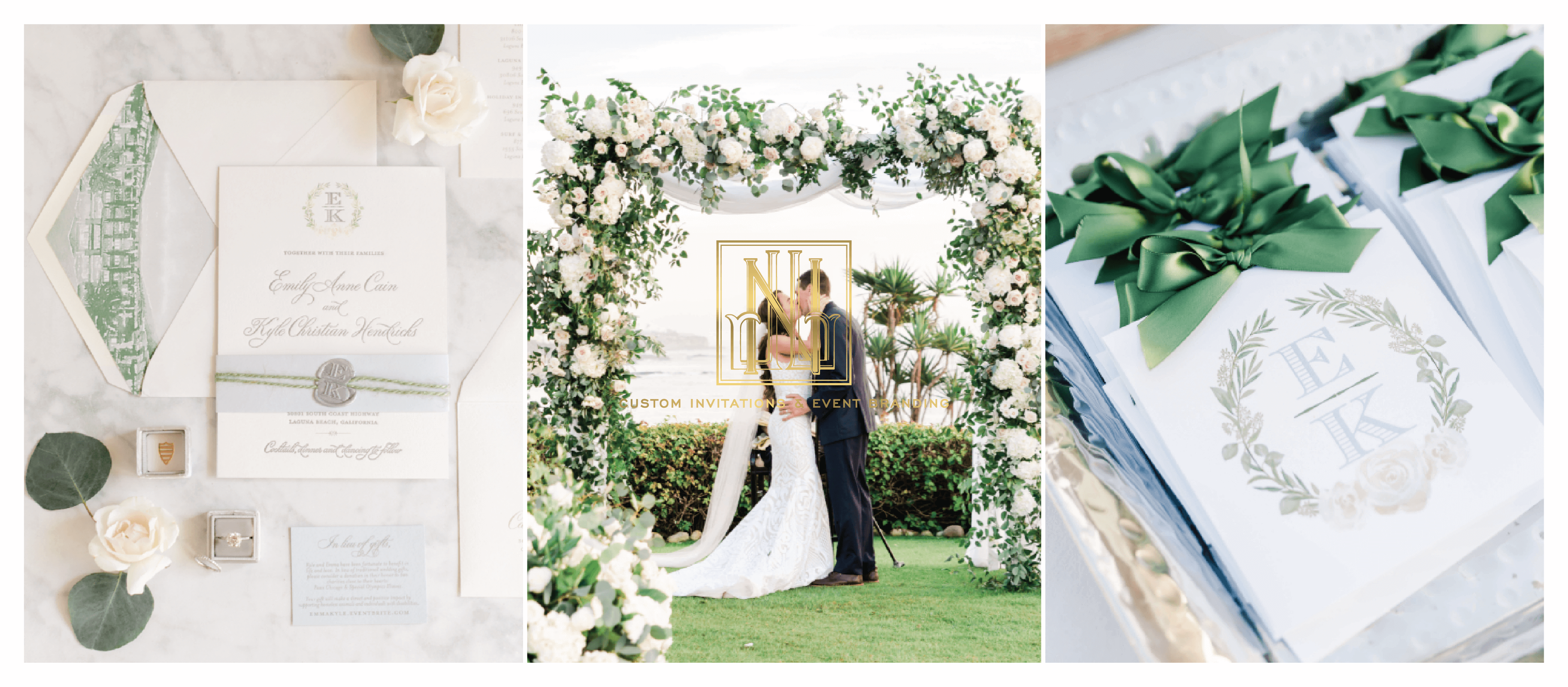Custom Weddings & Event Design ⋆ Nico and Lala