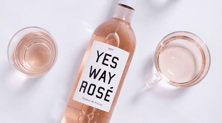 Yes Way Rose Wine