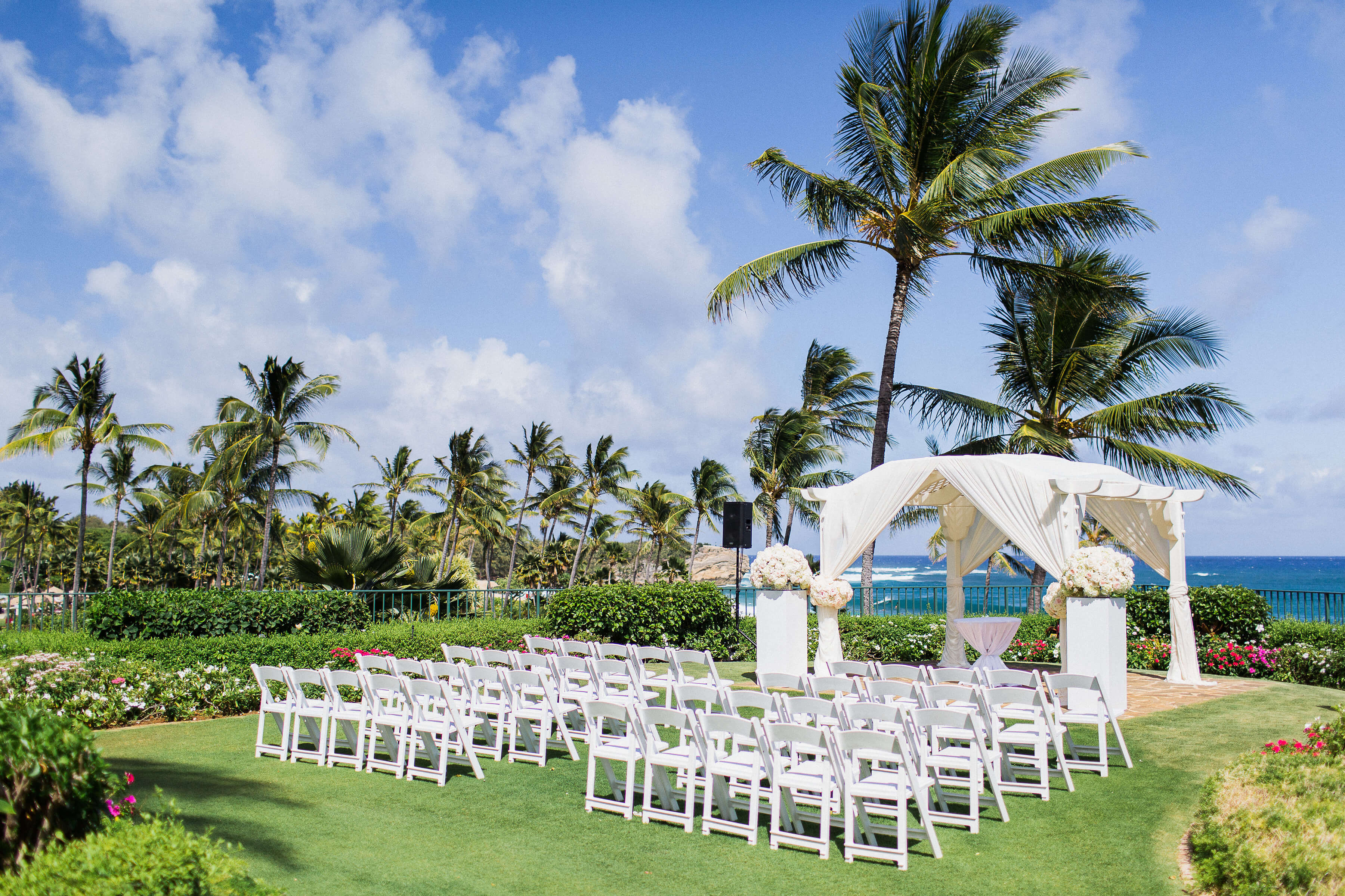 Grand Hyatt Kauai wedding location