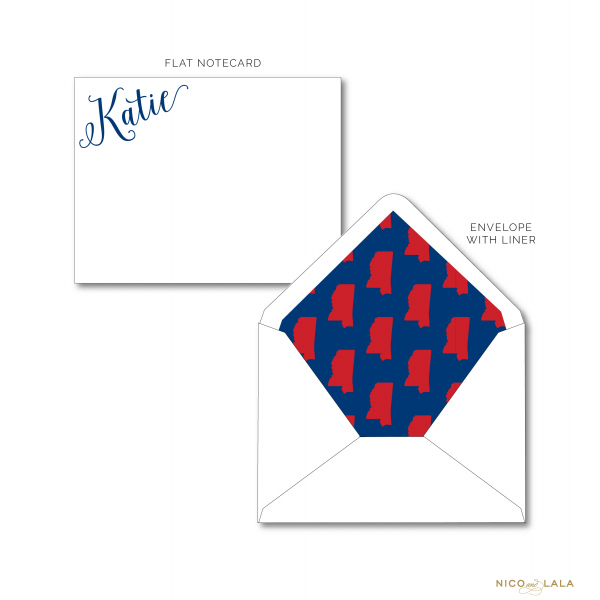 Ole Miss Stationery
