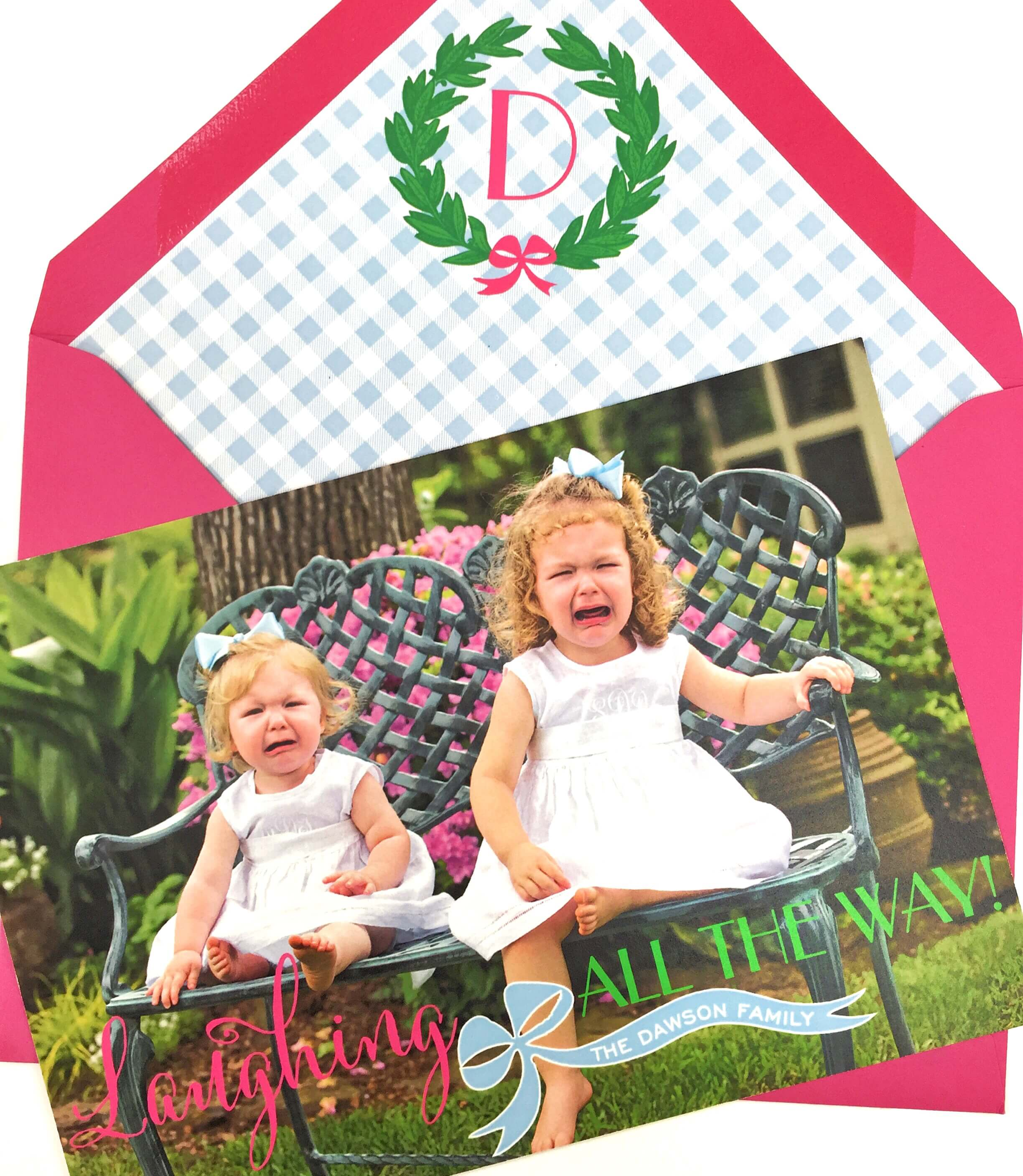 Only 12 Spots Left for Custom Christmas Cards! ⋆ Nico and Lala