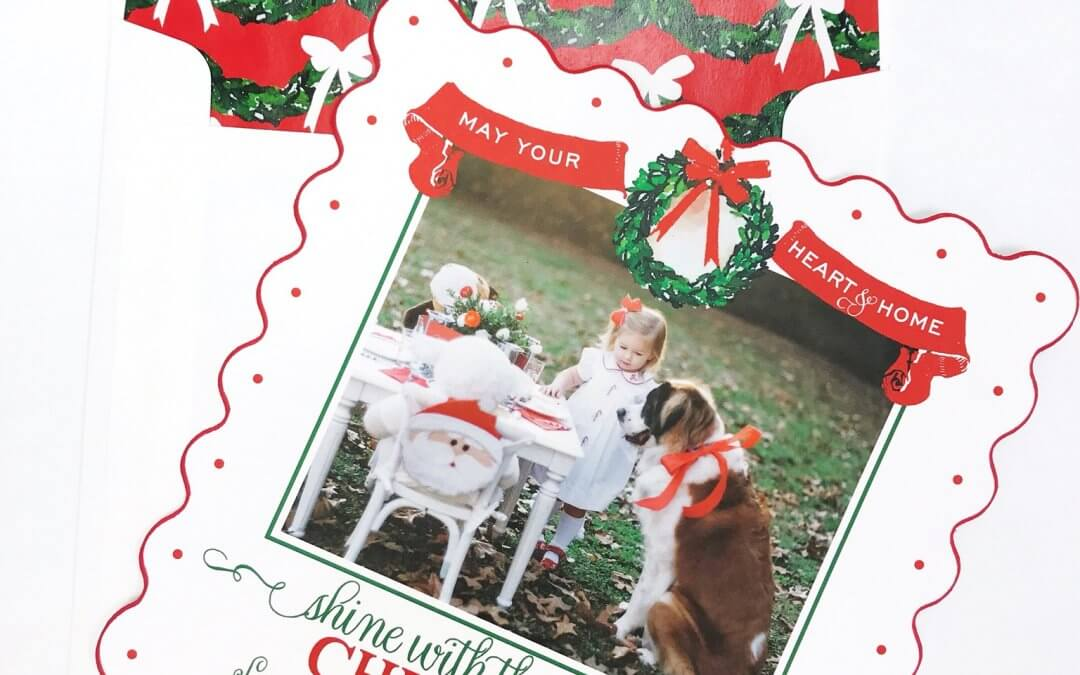 Only 12 Spots Left for Custom Christmas Cards!