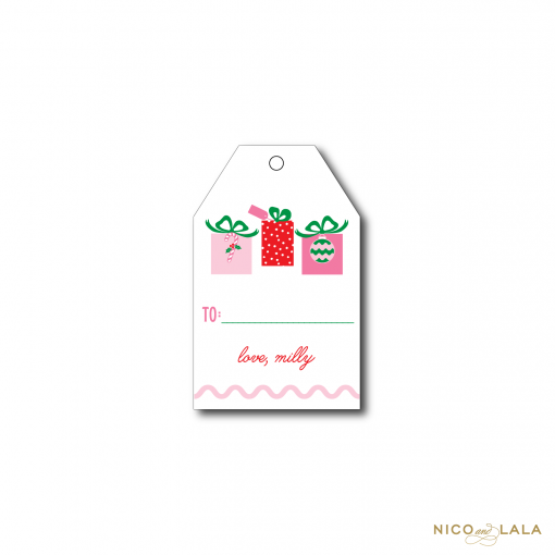 Gift of Joy Gift Tags