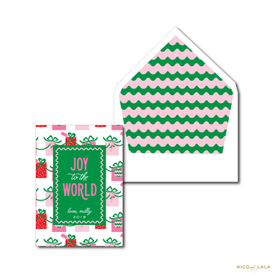 Gift of Joy Christmas Cards