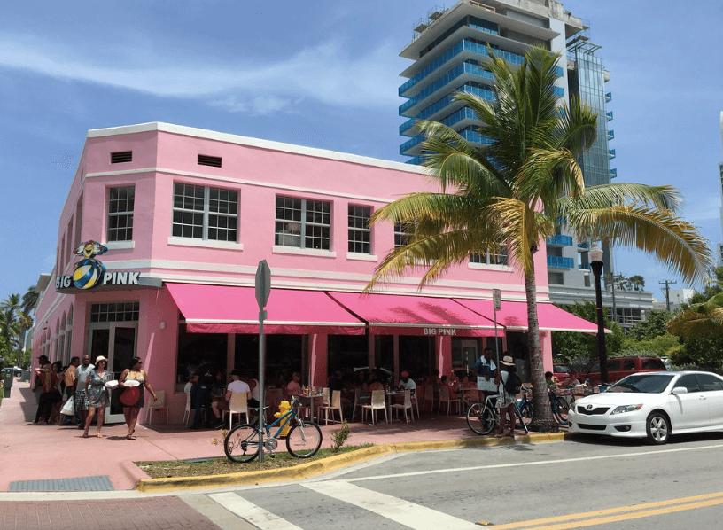 Big Pink Miami Beach