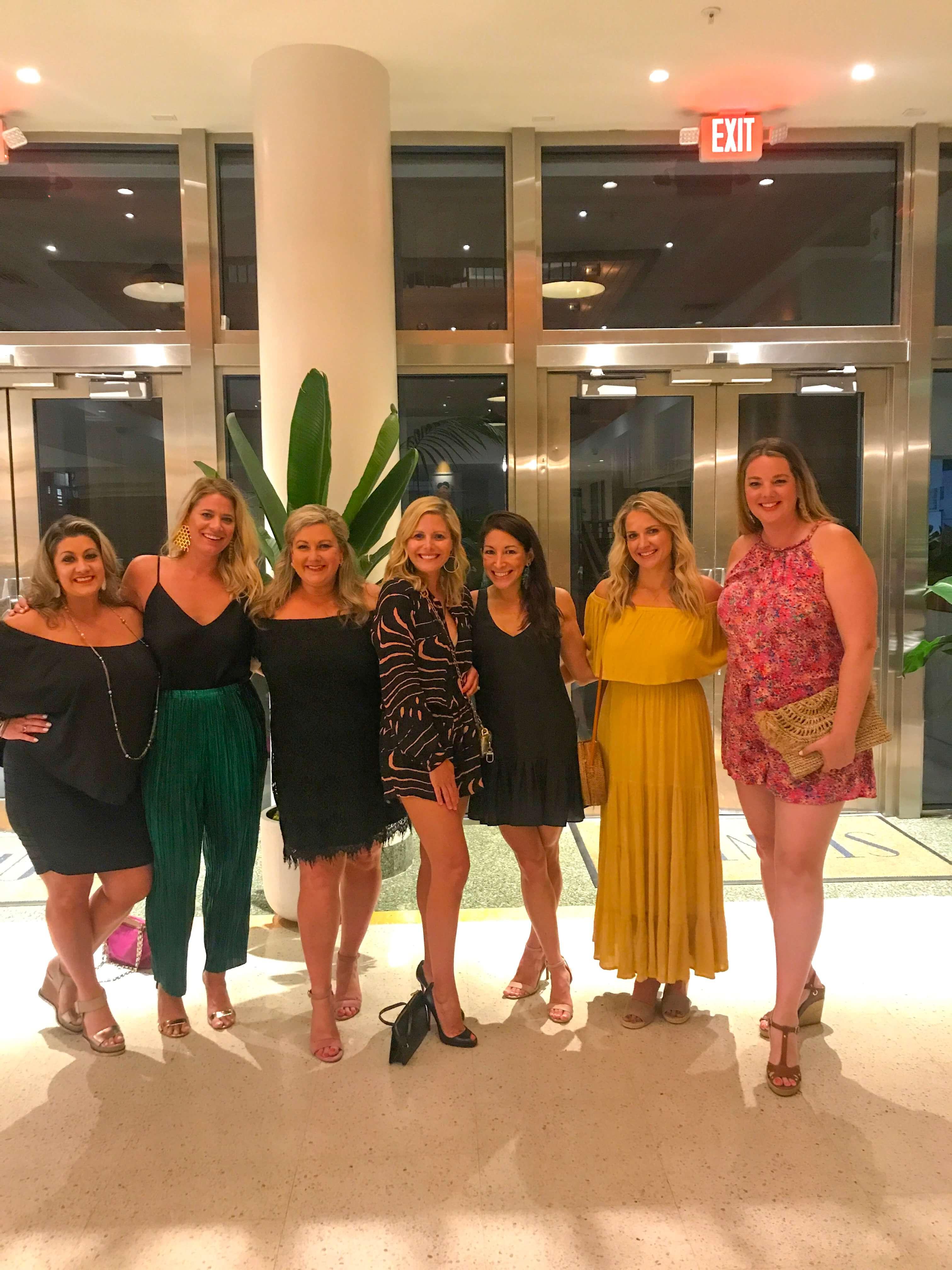 girls trip 40th birthday
