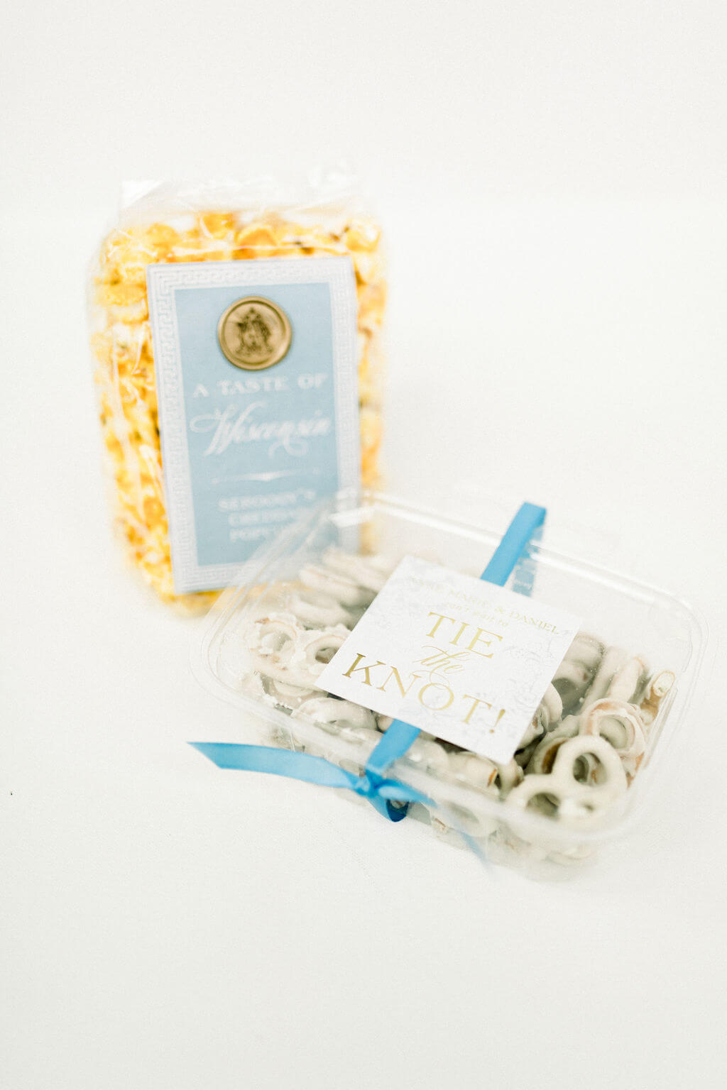 Seerogy's Popcorn and Love Knots