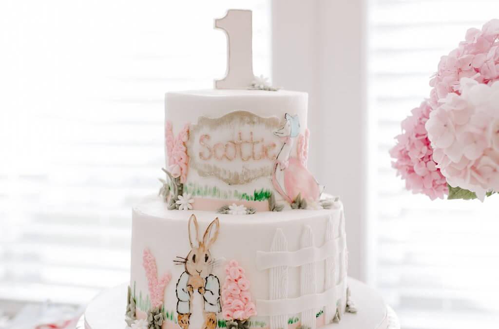 Girly Mother Goose Birthday